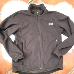 The North Face Windwall fleece jacket size small M